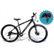 Bicicleta Gts M1 Obstaculo 2.0 Preta Azul Aro 29
