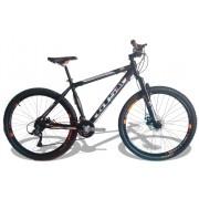 Bicicleta Gts M1 Obstáculo 2.0 Preta Laranja Aro 29