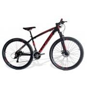 Bicicleta Gts M1 Stilom Vermelha Aro 29