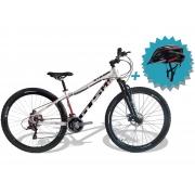 Bicicleta  GTS Stilom 2.0 Aro 29 - Branca