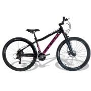 Bicicleta  GTS Stilom 2.0 Aro 29 - Preta Rosa