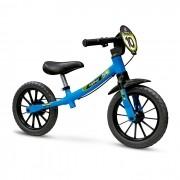 Bicicleta Nathor Balance Bike - Azul