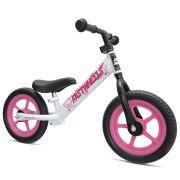 Bicicleta Pré Bike Princess Branco/Rosa Fast Wheels