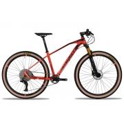 Bicicleta Redstone Lizard Vermelha Aro 29