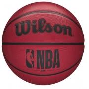Bola de Basquete NBA DRV - Vermelha
