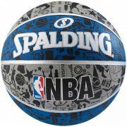 Bola de Basquete Spalding NBA Grafite