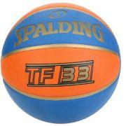 Bola de Basquete Spalding NBA Time TF 33 (3X3)  - Azul e Laranja