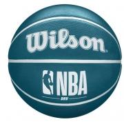 Bola de Basquete Wilson NBA DRV Mini - Azul