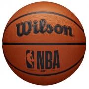 Bola de Basquete Wilson NBA DRV Mini - Laranja
