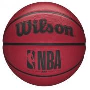 Bola de Basquete Wilson NBA DRV Mini - Vermelho