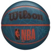 Bola de Basquete Wilson NBA DRV Plus - Azul
