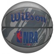 Bola de Basquete Wilson NBA DRV Plus - Cinza