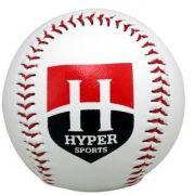 Bola de Beisebol Hyper Sports -  Branca