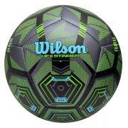 Bola de Futebol de Campo Wilson Hex Stinger - Verde