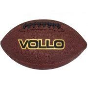 Bola de Futebol Americano Vollo - Marrom