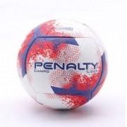 Bola de Futebol de Campo Líder Penalty - Vermelho/Roxa