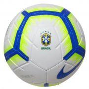 Bola de Futebol de Campo Nike Strike Brasileirão 2019