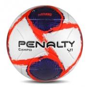Bola de Futebol de Campo Penalty S11 R2 ll - Vermelho/Roxo