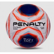 Bola de Futebol Futsal Penalty 500 S11 R2 X