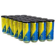 Bola de Tênis Dunlop Championship All Surface Caixa com 24 Tubos