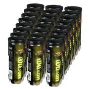 Bola de Tênis Wilson US Open - Caixa com 24 tubos