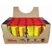 Bola de Tênis Wilson Championship Caixa com 24 Tubos