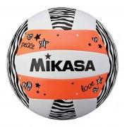 Bola de Vôlei de Praia Mikasa VXS-ZB-O Padrão FIVB