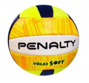Bola de Vôlei Penalty  Soft - Azul/Laranja