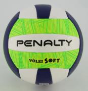 Bola de Vôlei Penalty  Soft - Azul/Verde