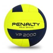 Bola de Vôlei Penalty VP 2000 - Amarelo/Azul