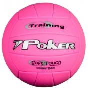 Bola de Vôlei Training Neon Poker - Rosa