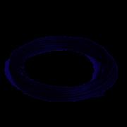 Cabo de Aço para Rede de Tênis Plastificado 3/32 - CTGP