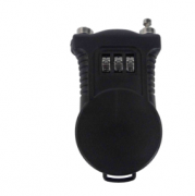 Cadeado Pocket X-plore 1,5mm/120cm - Preto