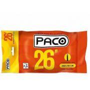 Camara De Ar Bike Aro 26 - Bico Grosso 35mm - Paco Prime