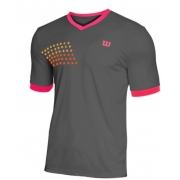 Camisa Wilson Slam M - Cinza Grafite