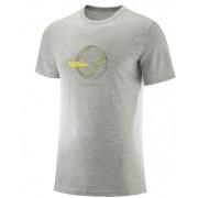Camisata Wilson Tennis Ball - Cinza/Mescla