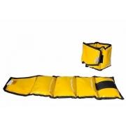 Caneleira de Peso  Up Lift  - 8Kg  Amarela