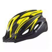 Capacete Ciclismo Bike Absolute Nero - Amarelo