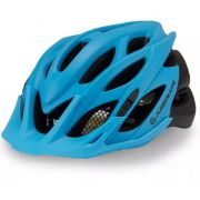 Capacete Ciclismo Bike Absolute Nero - Azul
