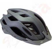 Capacete Ciclismo Bike  First Fluig 52 ao 57 - Cinza