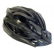 Capacete Ciclismo Elleven c/ Regulagem e Luz traseira de Segurança