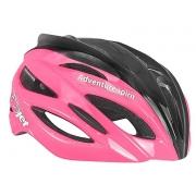 Capacete Ciclismo Jet Hornet - Preto/ Rosa Neon