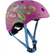 Capacete Fila Bella Helmet - Rosa