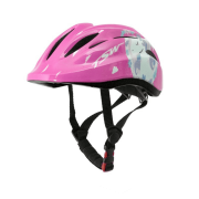 Capacete Ciclismo Infantil Tsw Mtb Kids Led Traseiro In Mold 48 ao 53