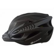 Capacete Shiver Bike Mtb - Preto/Cinza
