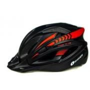 Capacete Shiver Bike Mtb - Preto/Vermelho