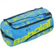 Raqueteira Babolat Duffle XL Azul/Amarela