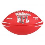 Bola de Futebol Americano Wilson NFL Avenger Júnior Vermelho