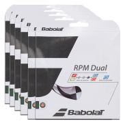 Corda Babolat Rpm Dual 16 1.30mm 11.75m - Pack C/ 6 Sets