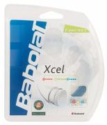 Corda Babolat Xcel 17 1.25mm 12m Multifilamento Azul - Set Individual